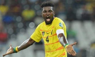Adebayor is like a date who's not responding, says Togo coach