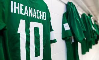 Siasia invites Iheanacho for U-23 tourney in Senegal
