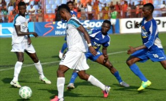 Enyimba hang on to top spot after away draw