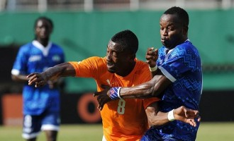 Sierra Leone back in Nigeria for 'home' match