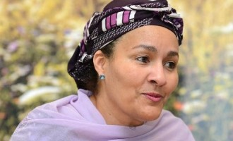 Amina Mohammed vows to make Nigeria her priority in UN