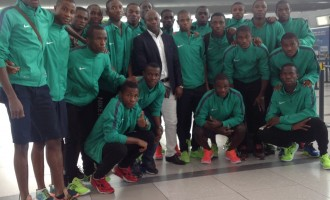 Buhari wants Eaglets to bring U-17 World Cup from Chile