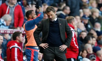 Aston Villa sack Tim Sherwood
