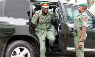 Buratai: An encounter with the soldiers' soldier
