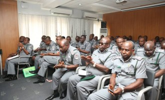 Customs gives officers 14 days to declare assets