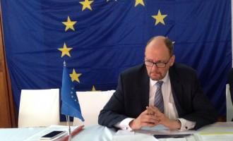 No more financial support for Nigeria, says EU