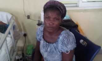Robbers shot her because she didn't open the door, says mother of girl 'saved by Buhari'