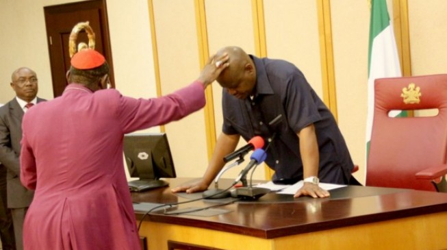 UPDATED: Tribunal removes Wike as Rivers gov