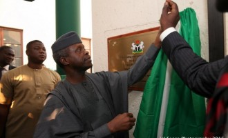 We'll fulfill our campaign promises once 2016 budget is passed, says Osinbajo