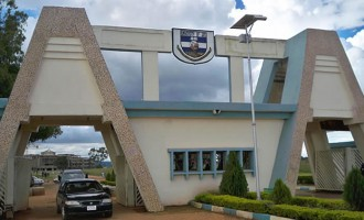 University of Jos lecturers begin indefinite strike