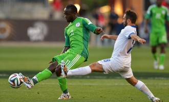 Victor Moses pulls out of Eagles friendlies