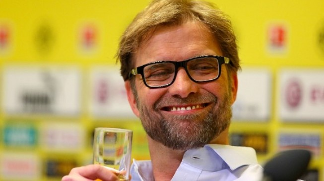 Jurgen Klopp agrees Liverpool deal