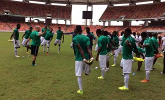 Super Eagles B team will 'deliver the goods' against Burkina Faso, says coach