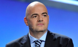 Infantino to run for FIFA presidency