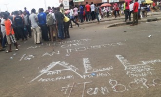 Protest as 10 UI DLC students collapse at exam hall