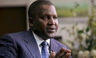 Forbes rates Dangote more powerful than Trump's VP-elect