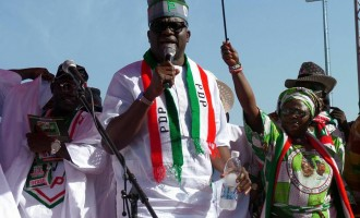 With Sheriff, APC is on its way out, says Fayose