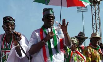 I may soon dump PDP, says Fayose