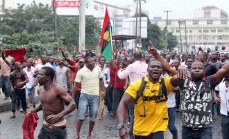 'How soldiers shot defenceless Biafra protesters and loaded their corpses into vans'