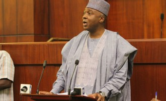 Saraki: Jonathan not power hungry — but was unprepared for leadership