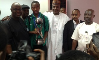 Heroic reception for Eaglets