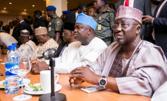 We're going bankrupt, governors cry out