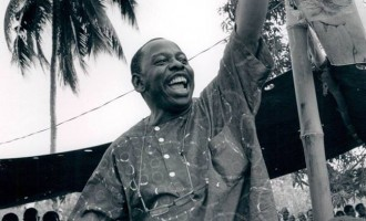 'Lord take my soul, but the struggle continues' and 19 other Ken Saro-Wiwa quotes