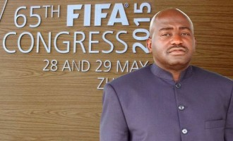 Bility rejected as FIFA presidential candidate