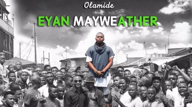Jega is a song on Olamide's new album, 'Eyan Mayweather'