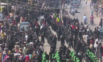 2 Shi'ia members 'slaughtered' in Kaduna, 9 in Katsina during Ashura procession