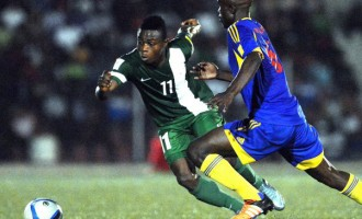 Rohr confirms Moses Simon out of World Cup