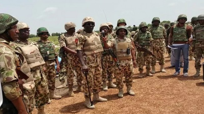 It's not yet time to rest, Buratai tells troops fighting Boko Haram