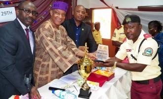 Ambode fires 'docile' CEO of LASTMA