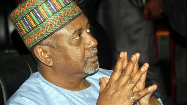 Dasuki still in detention because he belongs to the wrong camp, says Umar