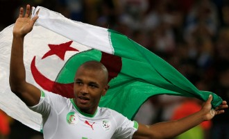 Brahimi, Toure on BBC African footballer of the year shortlist
