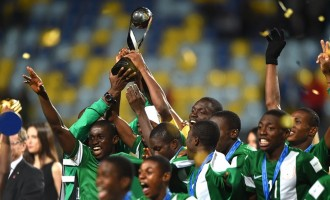 Golden Eaglets are champions again