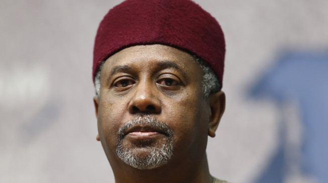 Court serves Dasuki's release warrant on DSS, AGF