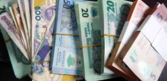 It's getting no better… naira now 412 per dollar