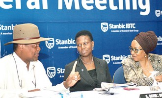 Stanbic IBTC shares soar following CBN 'backing'