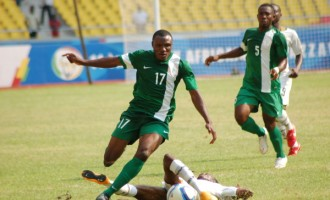 Nigeria U-23 take control of Group B after Mali fright