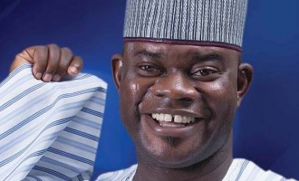 Kogi swears in Bello as governor without deputy