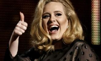 Adele named UK's richest female artiste ever