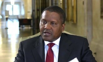 Dangote: Despite my influence, I need 38 visas to move around Africa