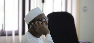 Buhari phones Tinubu over son's death