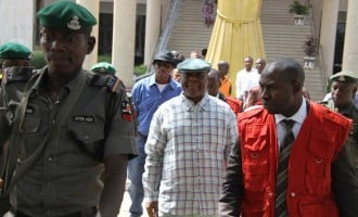Dokpesi in fresh trouble over 'N8bn FG payment'