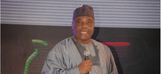 Dokpesi, PDP chairmanship aspirant, says Bode George fit to lead party