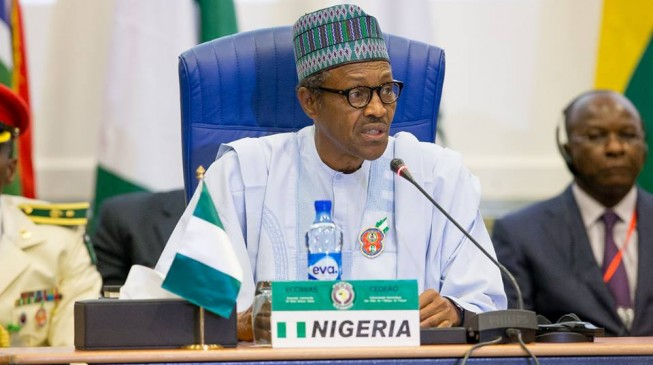 Climate change is driving millions to poverty in ECOWAS, says Buhari