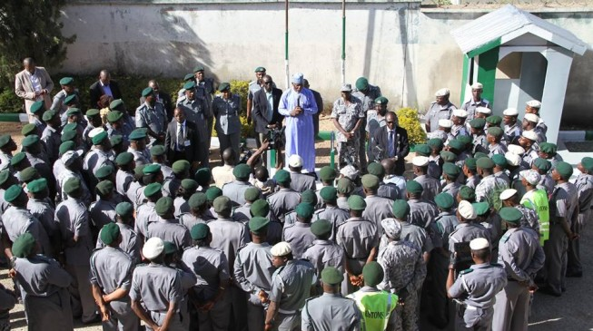 Shake-up at customs, 48 comptrollers redeployed