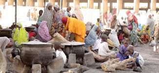 Boko Haram victims need '$1m food assistance daily'