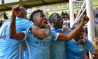 Iheanacho is a killer in the box, says Guardiola